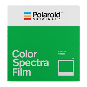 Polaroid Originals: Color Film for Spectra - MeMe Antenna