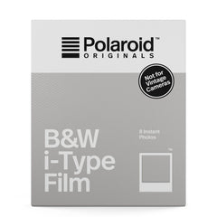 Polaroid Originals: B&W Film for i-Type - MeMe Antenna