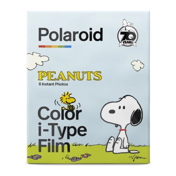 Polaroid Originals: Color Film for i-Type - Peanuts Edition - MeMe Antenna