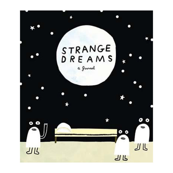 Strange Dreams Journal - MeMe Antenna