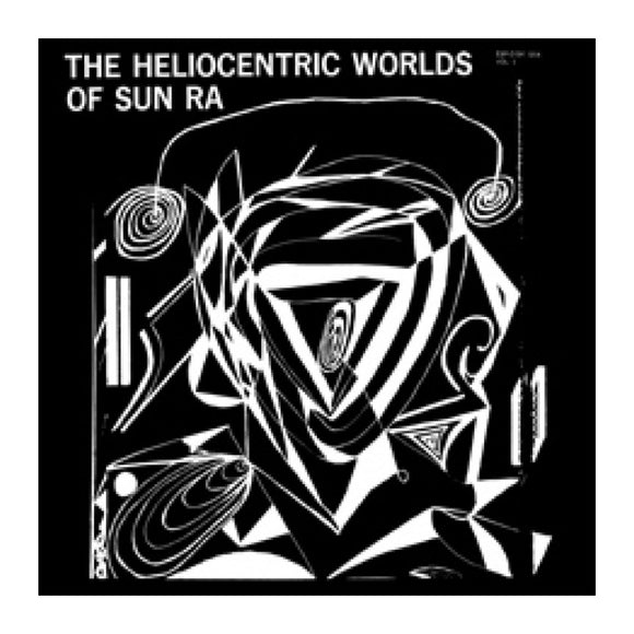 Sun Ra - The Heliocentric Worlds of Sun Ra, Volume 1 LP - MeMe Antenna