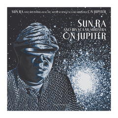 Sun Ra & His Intergalactic Myth Science Solar Arkestra - On Jupiter LP - MeMe Antenna
