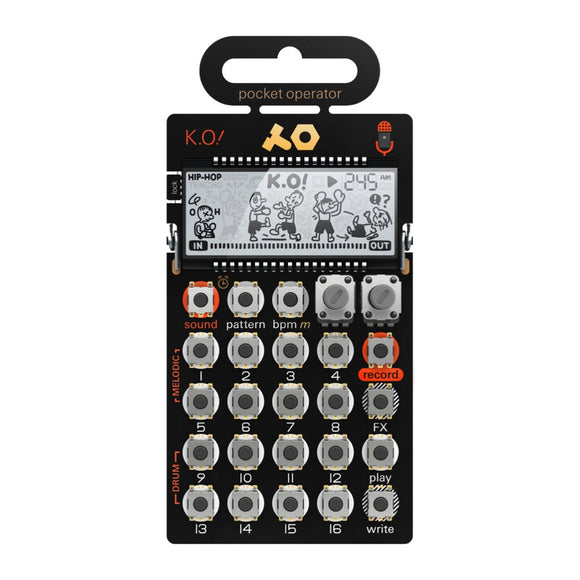 Teenage Engineering PO-33 ko - Pocket Operator - MeMe Antenna