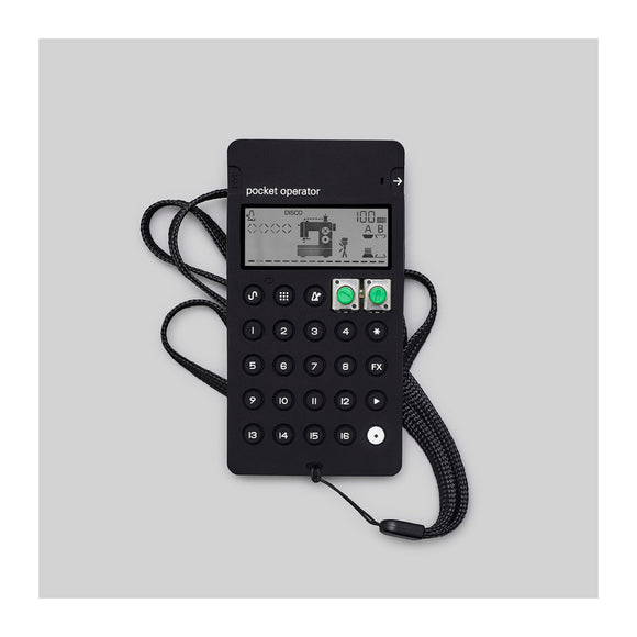 Teenage Engineering CA-X Black - Generic Case for Pocket Operator - MeMe Antenna