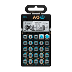 Teenage Engineering PO-14 Sub - Pocket Operator - MeMe Antenna