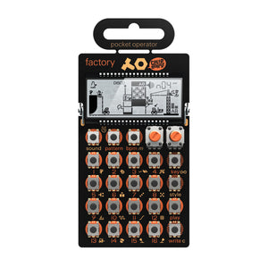 Teenage Engineering PO-16 Factory - Pocket Operator - MeMe Antenna