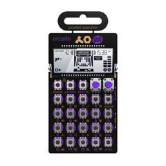 Teenage Engineering PO-20 arcade - Pocket Operator - MeMe Antenna