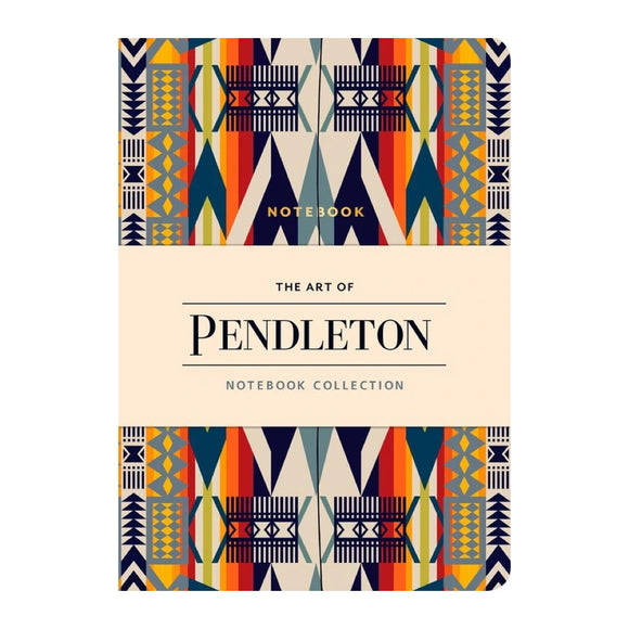 The Art of Pendleton Notebook Collection - MeMe Antenna