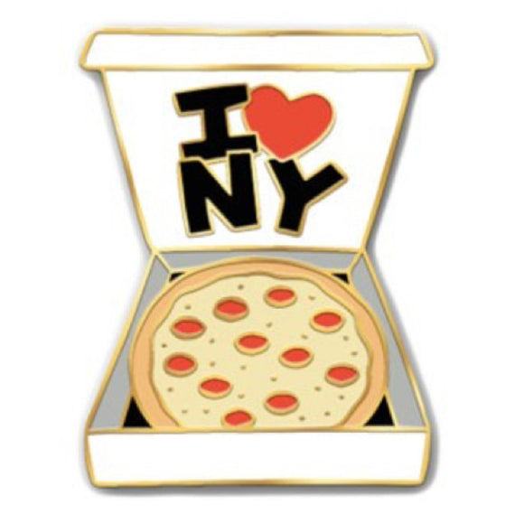 Enamel Pin : The Found - I Love NY - MeMe Antenna