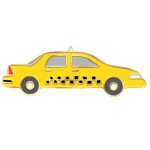 Enamel Pin : The Found - NYC TAXI - MeMe Antenna