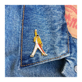 Enamel Pin : The Found - Posed Freddie Mercury - MeMe Antenna