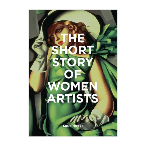 The Short Story of Women Artists - MeMe Antenna