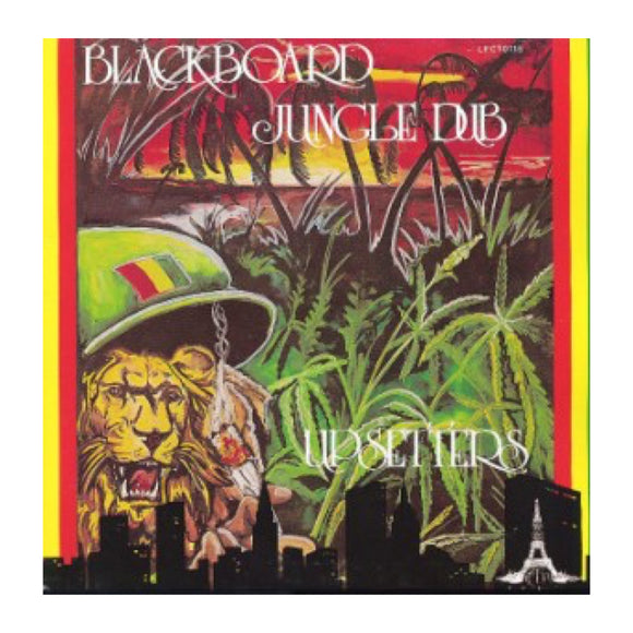 The Upsetters - Blackboard Jungle Dub LP - MeMe Antenna