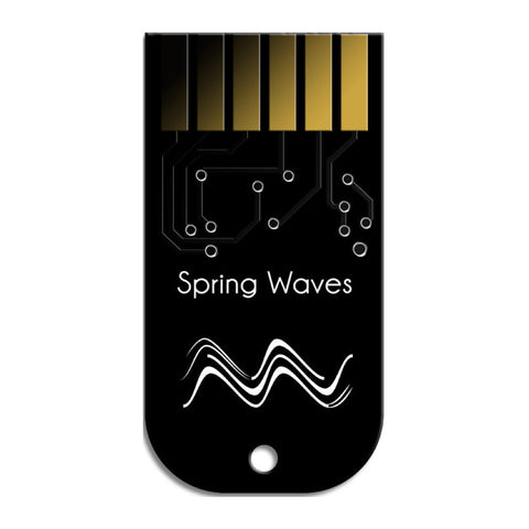 Tiptop Audio Z-DSP Cartridge - Spring Waves - Waveguide Synthesis - MeMe Antenna