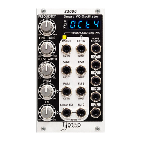 Tiptop Audio Z3000 Smart VCO MKII - MeMe Antenna