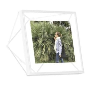 Photo Frame : Umbra - PRISMA 4 x 4 White - MeMe Antenna