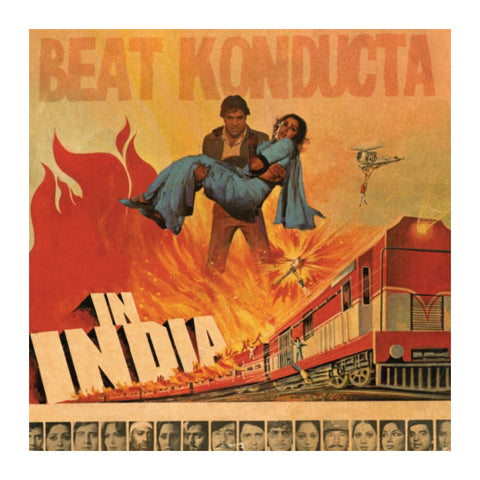 Madlib - Beat Konducta Vol 3: In India - MeMe Antenna
