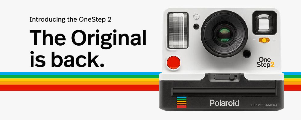 Polaroid Originals Onestep 2 Instant Camera