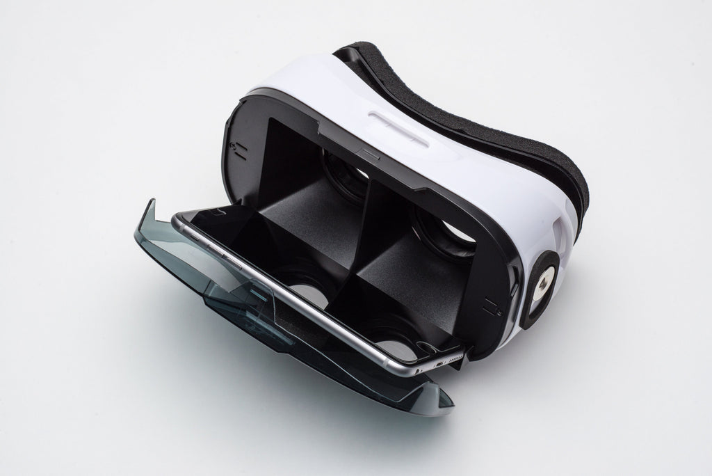 Why buy a Spaceout.VR Virtual Reality Viewer for Apple VR and Android VR apps?