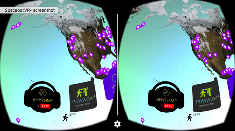 Spaceout.VR, #VR, Apple VR, Iphone VR, Google Cardboard, #tryvrnow, #spaceout