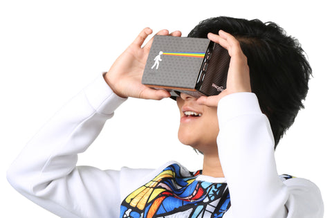 Spaceout.VR Standard Viewer - VR / Virtual Reality Glasses / Headset for iPhone & Android