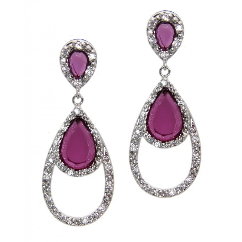"""Classic Elegance"" Earrings More Colors"