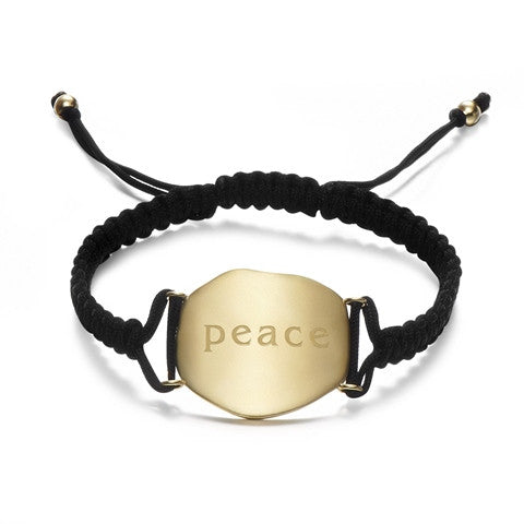 Inspire Peace Bracelet More Names