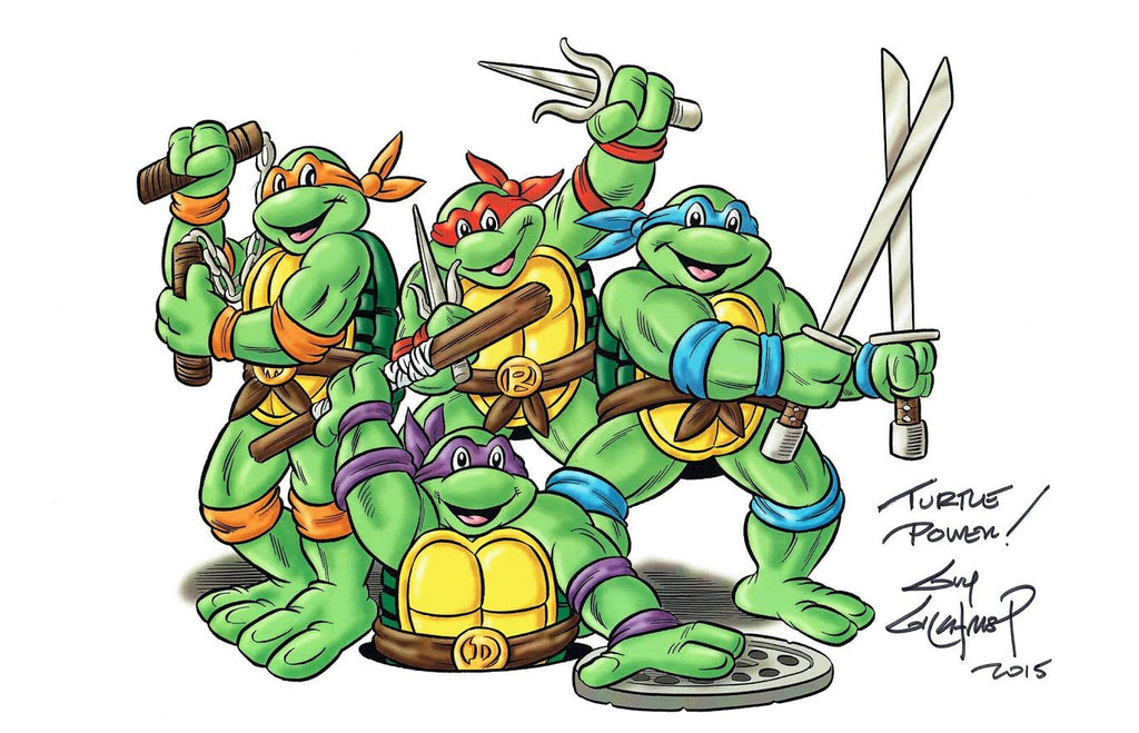Teenage Mutant Ninja Turtles - All