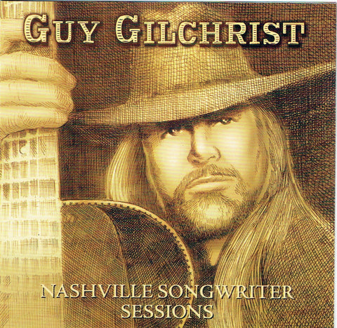 Nashville Songwriter Sessions CD