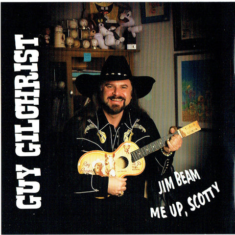 Jim Beam Me Up Scotty CD
