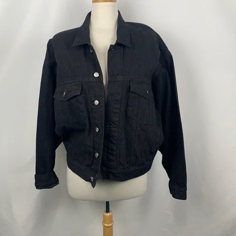 Rumors Black Denim Jacket