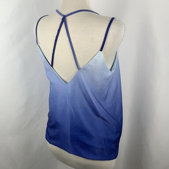 4Siena Blue Ombre Cami Top