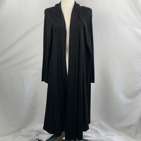 Eileen Fisher Long Black Cardigan