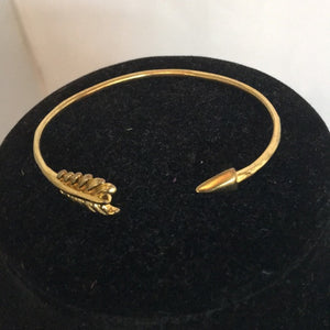 New Stella and Dot Arrow Cuff Bracelet