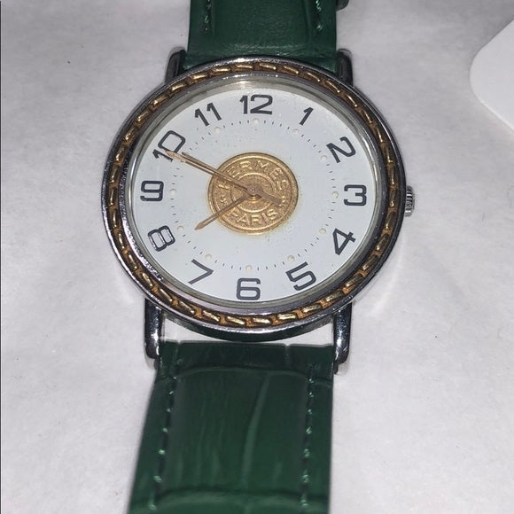 Hermès Sellier PM Watch