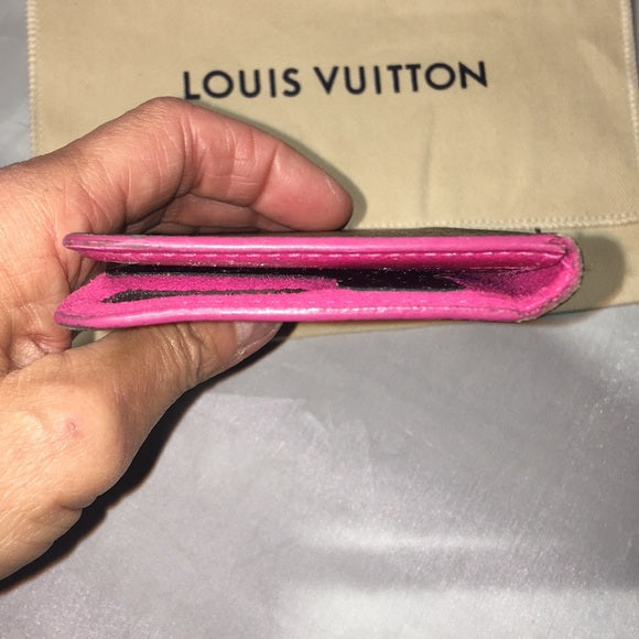 Louis Vuitton iPhone 7 Folio Monogram R Pop Holder