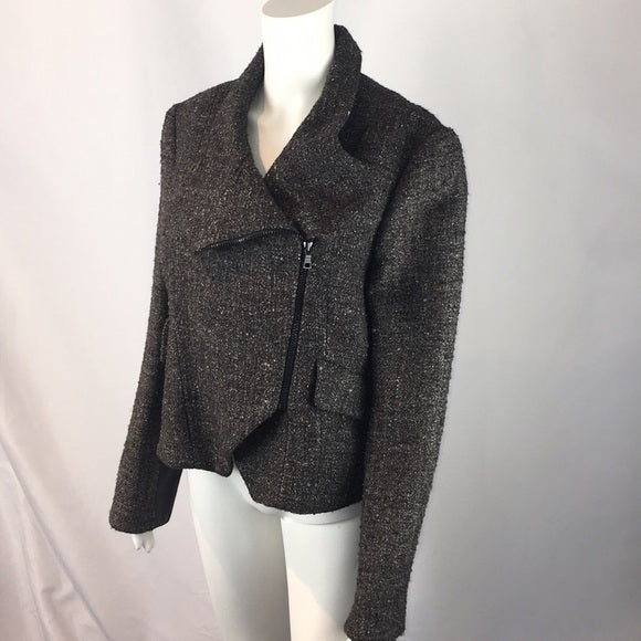 Dennis Merotto Grey Tweed Jacket