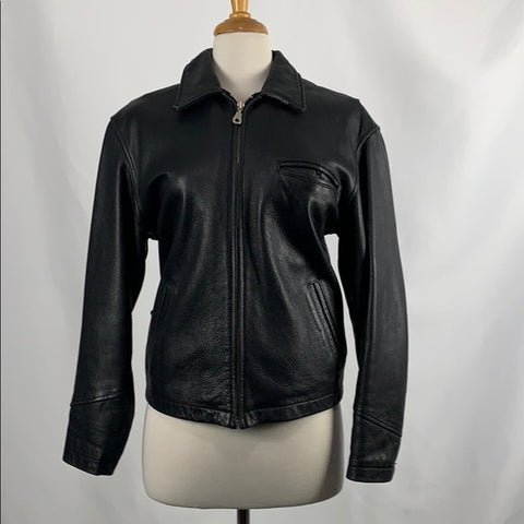 Georgetown Leather Design Jacket