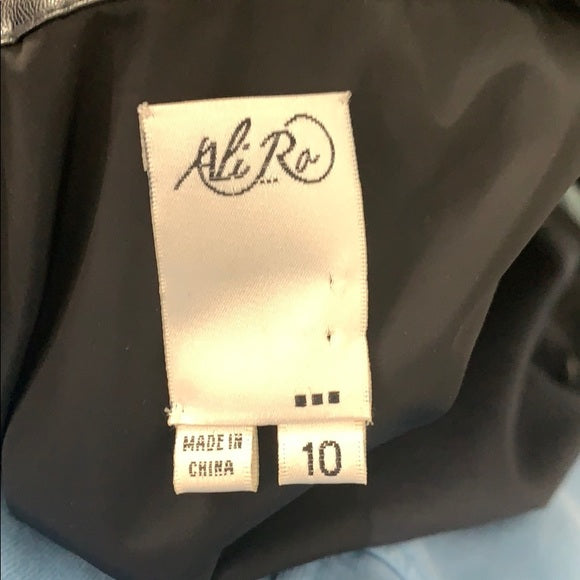 Ali Ro Anorak with Gold Trim