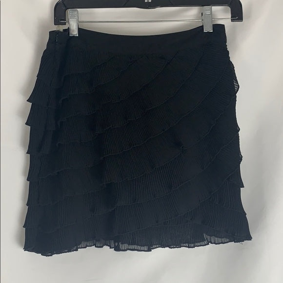 NEW Romeo and Juliet Black Pleated Mini Skirt