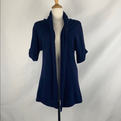 NEW! Lily Pulitzer Navy Long Cashmere