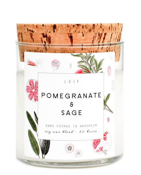 Pomegranate + Sage