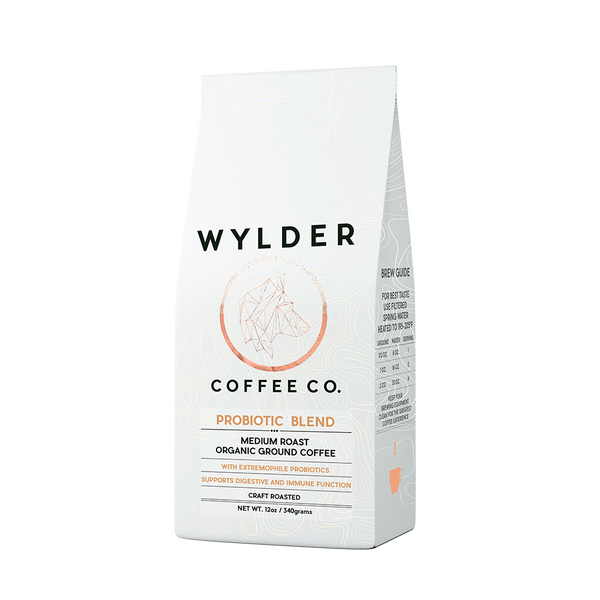Wylder Probiotic Blend Coffee