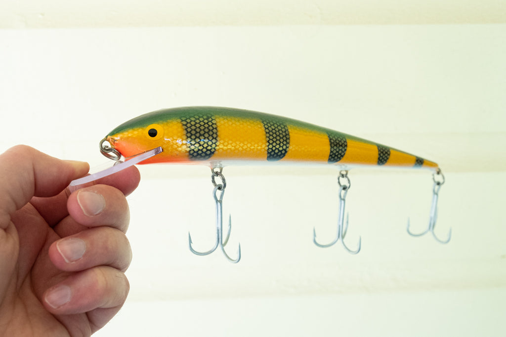 easy-to-cast Nils Invincilble Floating Lure