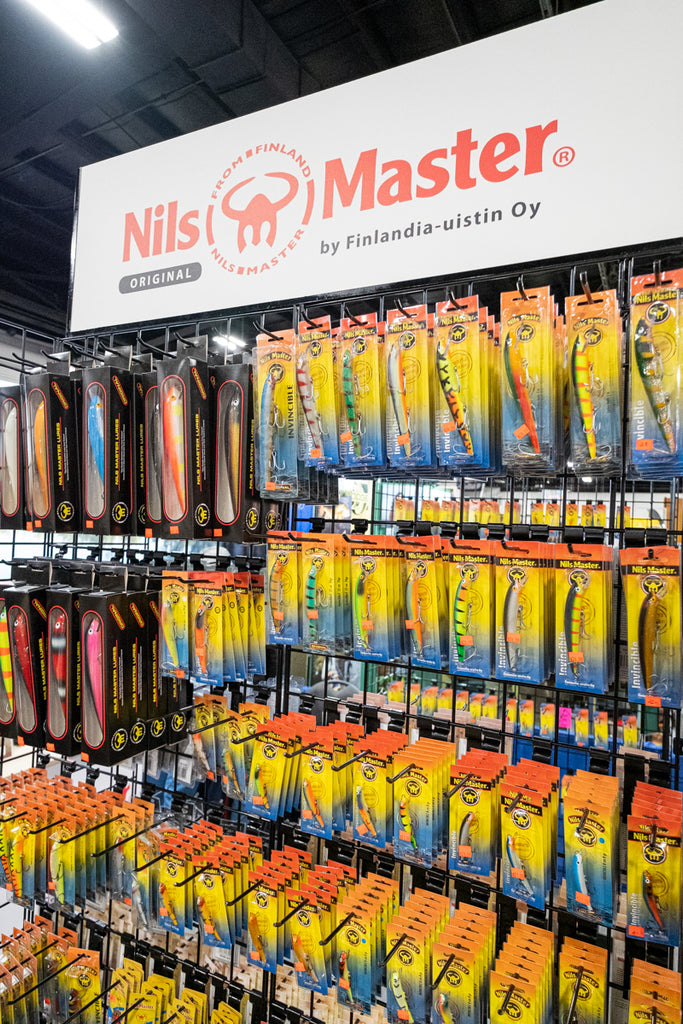 Nils Master Canada at the Spring Fishing & Boat Show Toronto