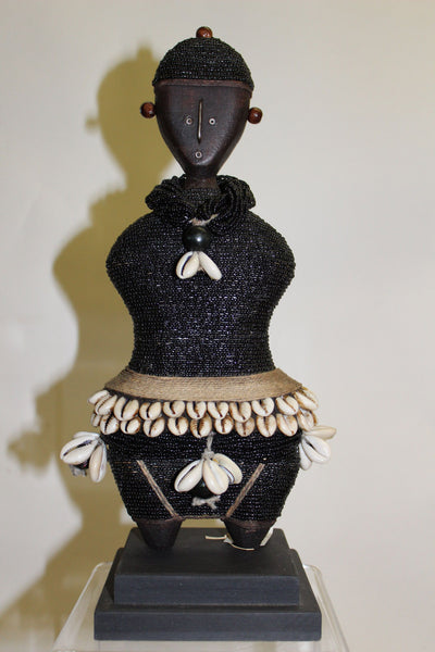 Domji Doll Beaded Head