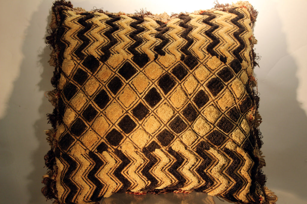 Kuba Cloth Pillow  #227