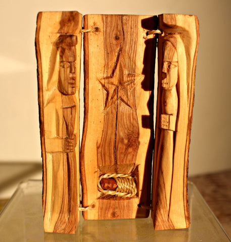 Log Nativity - Kenya