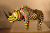 Painted Tin Animals