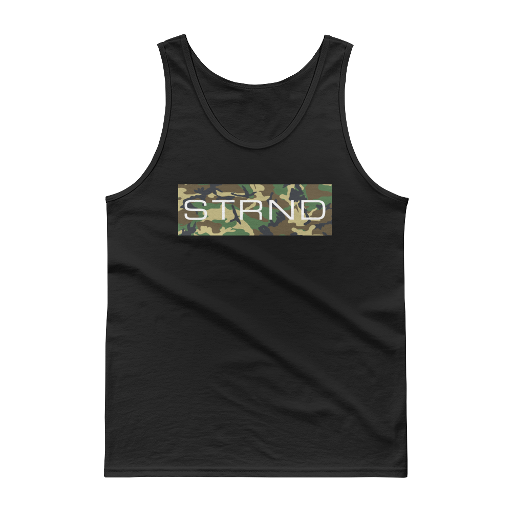 Woodland Camo Box Logo Tank top